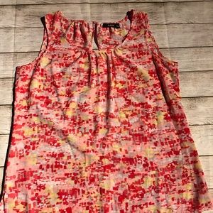 a.n.a Sleeveless Blouse Size L